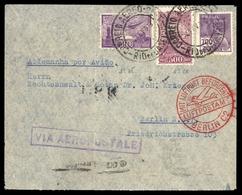1930, Brasilien, 337 U.a., Brief - Brasilien