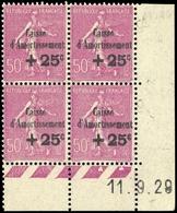 1929, Frankreich, 245 Br, * - Non Classés