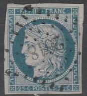 N°4 Oblitéré PC 2618 - RABASTENS DE BIGORRE - HAUTES PYRENEES - Marcophily (detached Stamps)