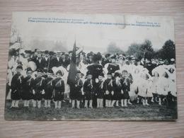 Laken 1905 Combattants De 1830 - Laeken