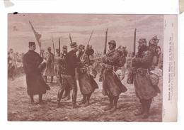 Guerre 14 Illustration Remise De La Medaille Militaire Sur La Ligne De Feux G Scott Aut Sp - Guerre 1914-18