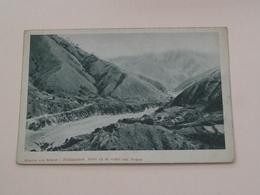 PHILIPPIJNEN Zicht Op De Vallei Van ITOGON Missiën Van Scheut ( De Beurs ) Anno 19?? ( Zie/voir Photo ) ! - Missions