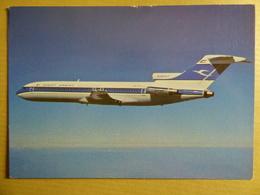 KUWAIT AIRWAYS   B 727    AIRLINE ISSUE / CARTE COMPAGNIE - 1946-....: Ere Moderne