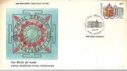 FDC 1993 INDIA - Cristianismo