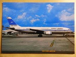 KUWAIT AIRWAYS    AIRBUS A 300 600R  9K AME - 1946-....: Moderne