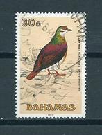 1991 Bahamas Birds,oiseaux,vögel Used/gebruikt/oblitere - Bahama's (1973-...)
