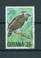 1978 Guyana Birds,oiseaux,vögel 35c. Harpy Eagle Used/gebruikt/oblitere - Guyana (1966-...)