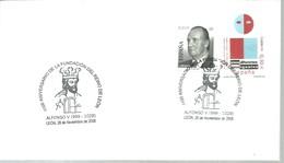MATASELLOS 2008 LEON - 1931-Hoy: 2ª República - ... Juan Carlos I