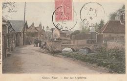 GISORS  Rue Des Argilières - Gisors