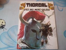 THORGAL  L'ILE DES /MERS GELEES - Thorgal