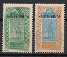 Haute-Volta - 1927-28 - N°Yv. 41 à 42 - Série Complète - Neuf Luxe ** / MNH / Postfrisch - Haute-Volta (1920-1932)