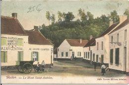 Blaton Le Mont Saint-Antoine Avec Attelage (bazar, Chapeaux , Casquettes, Bérets) - Bernissart