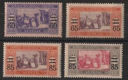 Sénégal - 1922-25 - N°Yv. 87 à 90 - Série Complète - Neuf Luxe ** / MNH / Postfrisch - Neufs