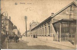Antoing La Gare Avec Attelage - Antoing