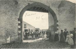 Frasnes-Lez-Gosselies  Ancienne Ferme Bernier - Les Bons Villers