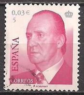 Spanien  (2001)  Mi.Nr.  3639  Gest. / Used  (8ah23) - 1931-Heute: 2. Rep. - ... Juan Carlos I