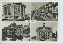 Multivues - Yvetot - Seine Maritime - Non Voyagee - Veules Les Roses