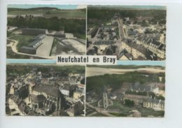Multivues - En Avion Au Dessus De Neufchatel En Bray - 1959 - Neufchâtel En Bray