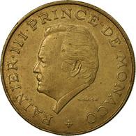 Monnaie, Monaco, Rainier III, 10 Francs, 1979, TB+, Copper-Nickel-Aluminum - 1960-2001 Nouveaux Francs