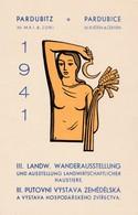Böhmen Und Mähren Sammlerkarte Pardubice 1941 - Bohemia & Moravia