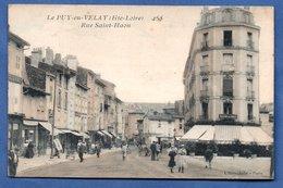 Le Puy  En Velay  - Rue Saint Haon - Le Puy En Velay