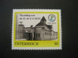 Pers.BM 8128168** Stadl Paura Lambacher Flachsspinnerei 1852-2005 - Österreich
