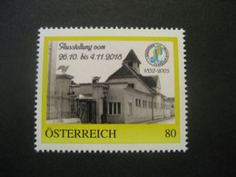 Pers.BM 8128168** Stadl Paura Lambacher Flachsspinnerei 1852-2005 - Sellos Privados