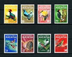 Malasia  Nº Yvert  22/9  En Nuevo - Malasia (1964-...)