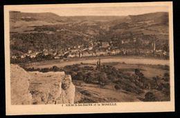 57 - SIERCK LES BAINS Et La Moselle - France