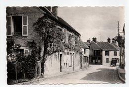 - CPSM BREUILLET (91) - Rue De L'ancienne Poste - Editions ORGÉ - - Frankreich
