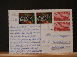 83/523  CP  ITALIE POUR ALLEMAGNE  1976 - 6. 1946-.. Repubblica