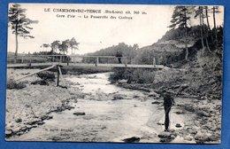 Le Chambon De Tence  -  La Passerelle Des Chatoux - France