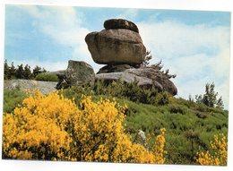 CPM   48    SERVERETTE     ROCHERS DE GRANIT EN EQUILIBRE - Dolmen & Menhirs