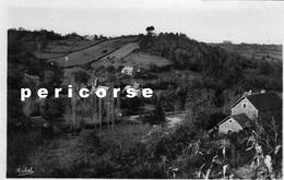 19 Pandrignes  Le Bourg Vue Générale (csm) - Frankreich
