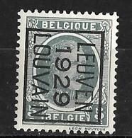 Leuven 1929 Typo Nr. 193B - Préoblitérés