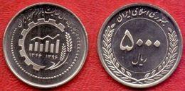Iran 5000 Rials 2018,Commemorative - 50 Years To The Iranian Capital Market.UNC. - Iran