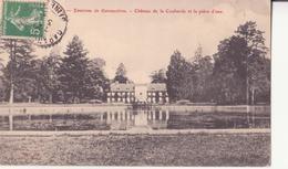 CPA - 49. Env De GARANCIERES  - Château De La Couharde Et La Pièce D'eau - France