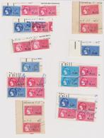 FRANCE LOT DE 13 TIMBRES FISCAUX (LES DOUBLES NE SONT PAS COMPTES) - Steuermarken