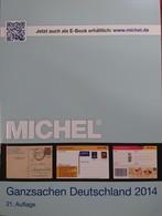 Catalogue MICHEL ALLEMAGNE-ENTIERS POSTAUX 2014 - Kataloge