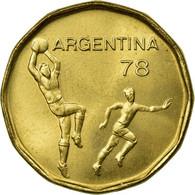 Monnaie, Argentine, 20 Pesos, 1978, TTB, Aluminum-Bronze, KM:75 - Argentine