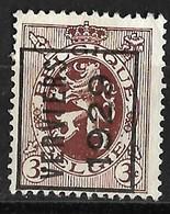 Verviers 1929 Typo Nr. 207A - Prematasellados