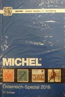Catalogue MICHEL SPÉCIAL AUTRICHE 2016 - Kataloge