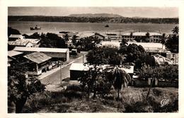 MADAGASCAR - DIEGO SUAREZ - VILLE BASSE ET LE PORT - Madagaskar