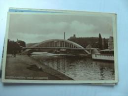 Duitsland Deutschland Rheinland Pfalz Niederlahnstein Mit Neue Brücke - Duitsland