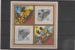 BURUNDI Anniversaire Scoutisme Année 1967 Bloc N° Y/T : 22** - Burundi