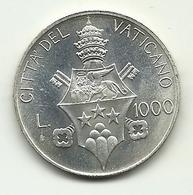 1978 - Vaticano 1.000 Lire - Giovanni Paolo I - Vaticano