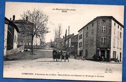 Lempdes  -  Avenue De La Côte -  Rond Point Du Cantal - Other Municipalities