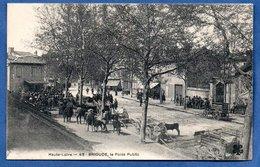 Brioude  -Le Poids Public - Brioude
