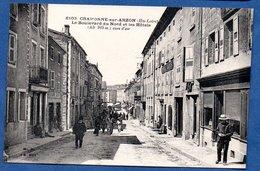 Craponne Sur Arzon  -  Le Boulevard Du Nord - Craponne Sur Arzon