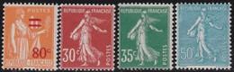 France  .   Yvert    .   359/362     .   **  .    Neuf  SANS  Charniere  .   /   .    MNH - France